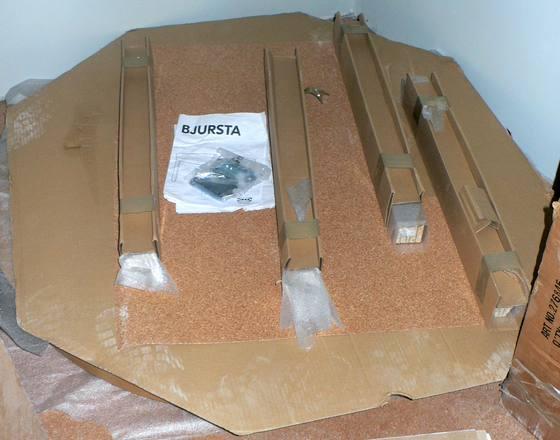 stół Bjursta - IKEA