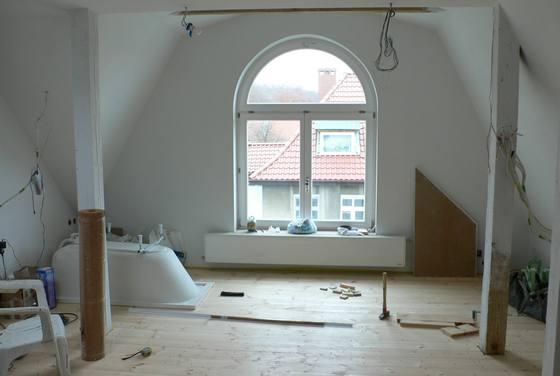 podłoga salon gotowe