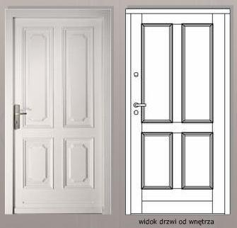 Drzwi CAL - DZO