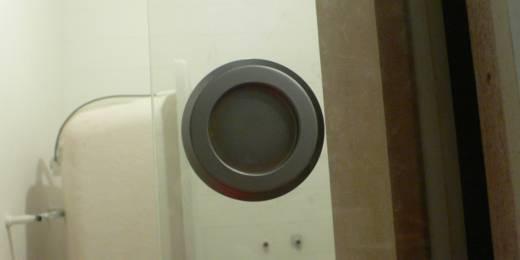 okucie - klamka do drzwi szklanych przesuwnych