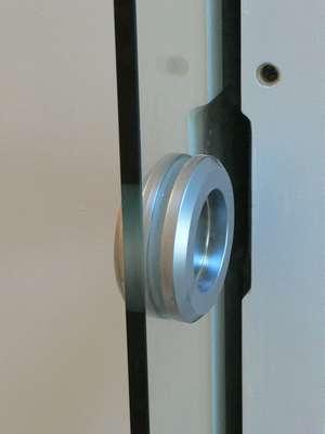 klamka drzwi przesuwnych