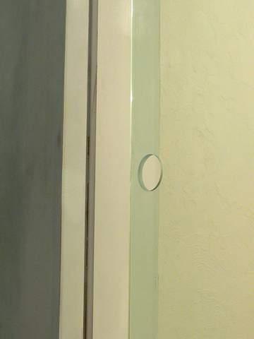 Szczelina drzwi