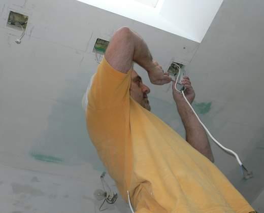 skręcam kable