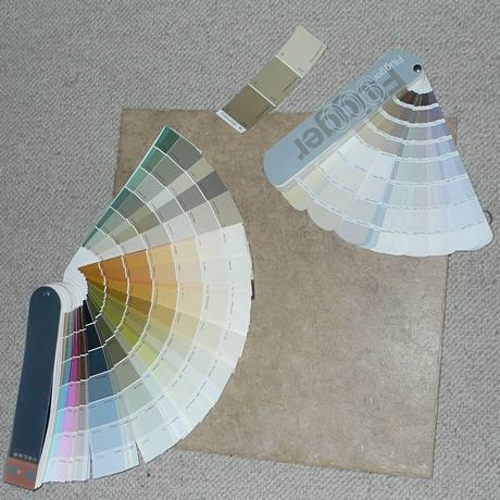 dobieranie kolorów do kafli